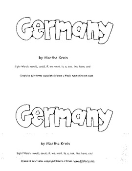 Emergent Reader: Germany