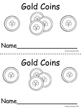 Gold Coins Emergent Reader