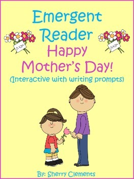 Mother's Day Emergent Reader