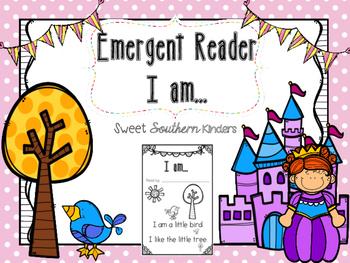 "Emergent Reader I ""Am""..."