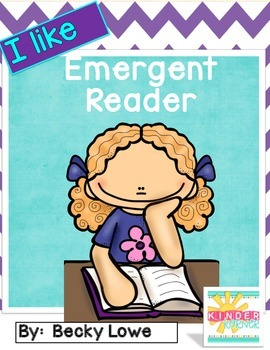 Emergent Reader {I Like}