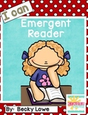 Emergent Reader {I can}