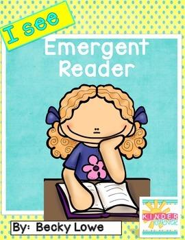 Emergent Reader {I see}