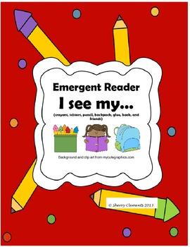 Emergent Reader (I see my...)