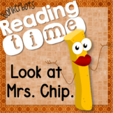 Emergent Reader: IP Word Family