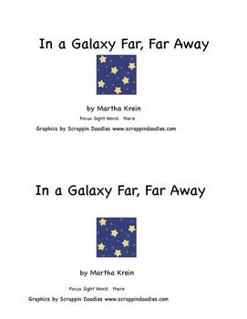 Emergent Reader: In a Galaxy