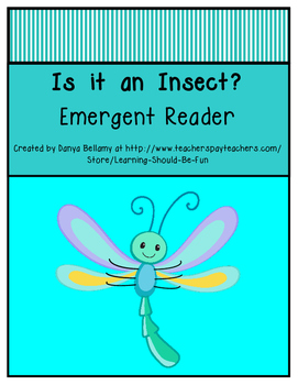 Emergent Reader:  Is It an Insect?