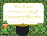 "Emergent Easy Reader: ""It's Saint Patrick's Day!"""