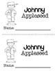 Emergent Reader - Johnny Appleseed