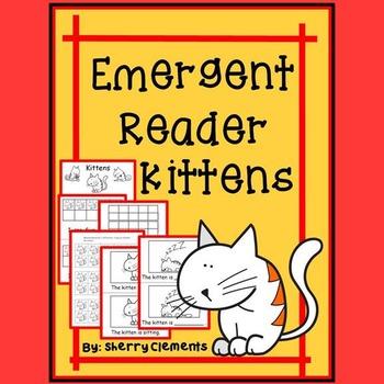Kittens Emergent Reader
