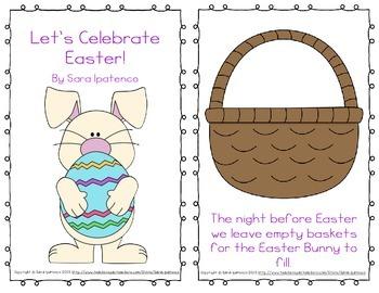 """Emergent Easy Reader: """"Let's Celebrate Easter!"""""""