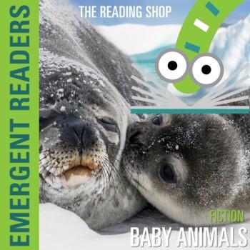 Emergent Reader - Baby Animals