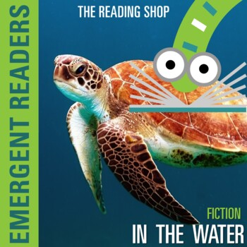 Water Animals Nonfiction Reading Book