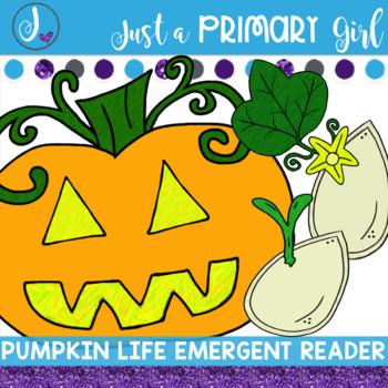 Emergent Reader Life of a Pumpkin