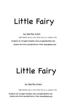 Emergent Reader: Little Fairy