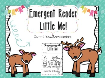 Emergent Reader... Little Me!
