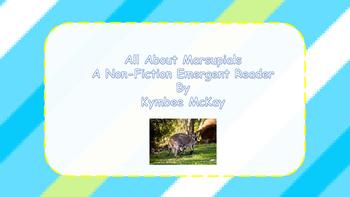 Emergent Reader - Marsupials