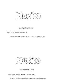 Emergent Reader: Mexico