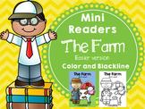 Emergent Reader (Mini Book) - The Farm (Easy Read)