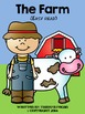 Emergent Reader (Mini Book) - The Farm (Easy Read)