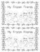 Emergent Reader:  My Frozen Friends