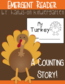 Emergent Reader - My Turkey