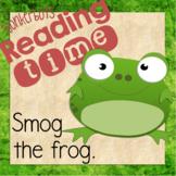 Emergent Reader: OG Word Family