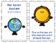"""Emergent Easy Reader Book: """"Our Solar System"""""""
