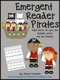 Pirates Emergent Reader