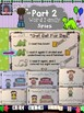 Emergent Reader- Primer Dolch Words and Short E Word Families Phonics Packet