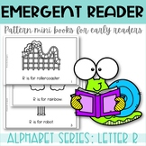 Emergent Reader Printable Mini Book Alphabet Letter R