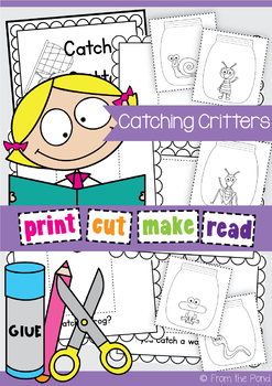 Emergent Reader: Catching Critters