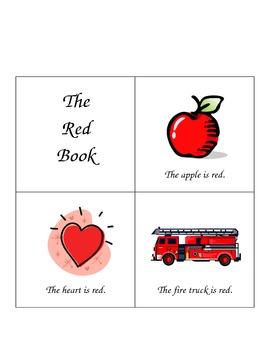 Emergent Reader - Red Book