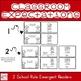 Emergent Reader- School Rules