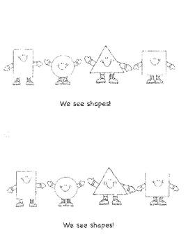 Emergent Reader: Shapes