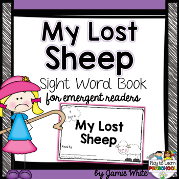 Sight Word Book - Lost Sheep