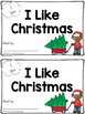 Sight Word Book - Christmas