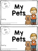 Sight Word Book - Pets