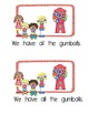 """Emergent Reader Sight Word Book """"I have a (color word)"""""""