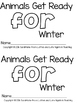 Emergent Reader Sight Word Book (for)