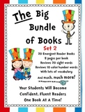 Emergent Reader Sight Word Books ~ THE BIG BUNDLE OF BOOKS