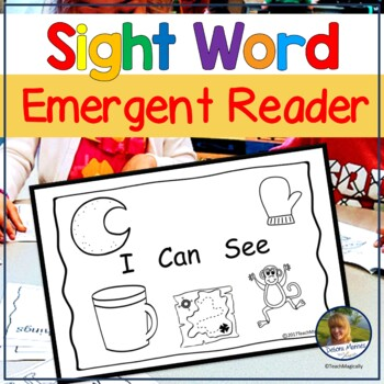 Emergent Reader Sight Word Practice for Guided Reading