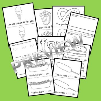Sight Word Reader: for