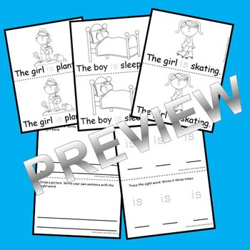 Sight Word Reader IS
