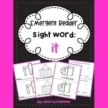 Sight Word Reader IT