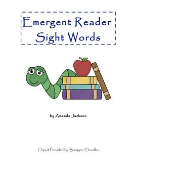 Emergent Reader - Sight Words