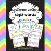 Sight Word Fluency Readers BUNDLE (at, be, this, have, from)