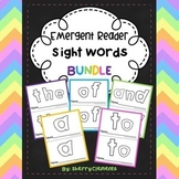 Sight Word Fluency Readers BUNDLE (the, of, and, a, to)