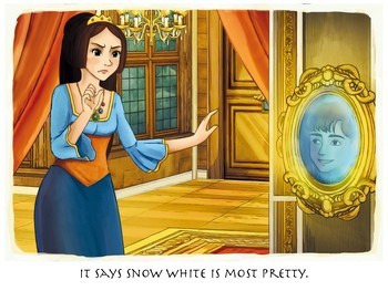Emergent Reader Snow White