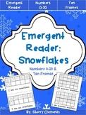 Snowflakes Emergent Reader